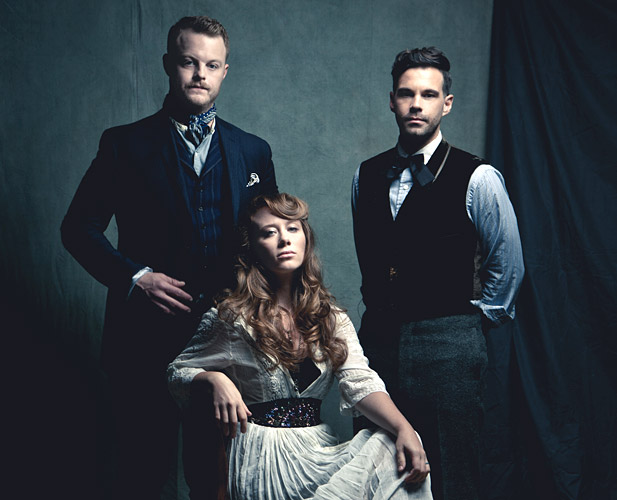 The Lone Bellow. Source: billboard.com