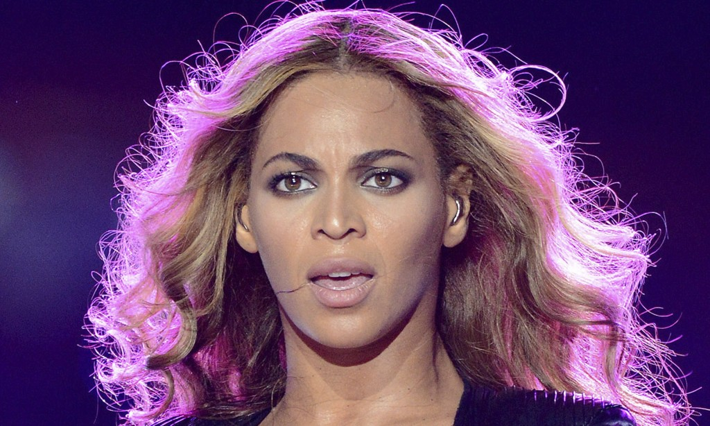 Beyonce. Source: theguardian.com