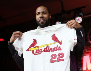 Image from stltoday.com Cardinals new right fielder Jason Heyward