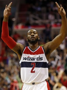 Image from usatoday.com. Washington Wizards' John Wall