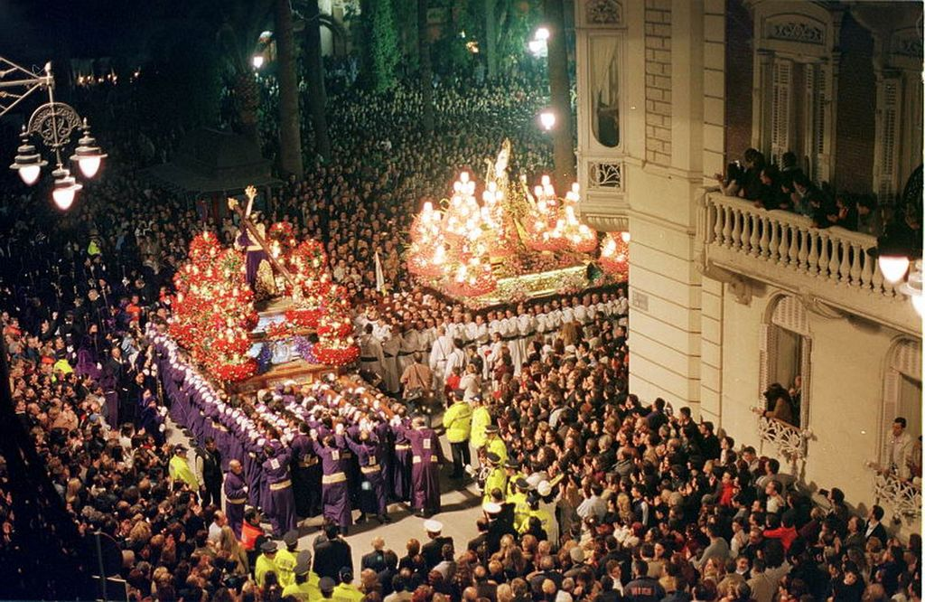 Easter celebration in Spain. Source:http://holidayimages2015.com