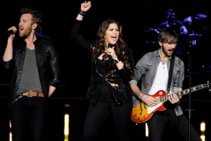 Lady Antebellum. Source: kxkx.com