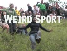 Weird Sport: Cheese Rolling