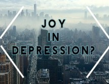 Joy in Depression?