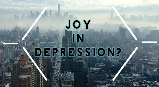 joy in depression