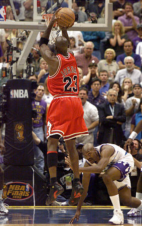 MJ Vs LeBron- The Debate Continues | Greenville University Papyrus