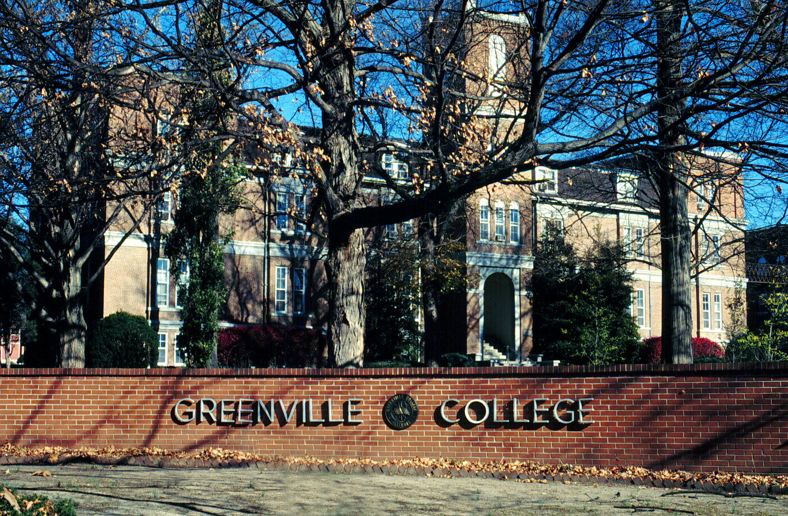 Beautiful picture of our campus. Source: Greenville.edu
