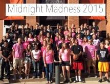 Midnight Madness Set to Kick-Off Basketball Season