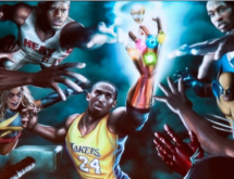 If Athletes Were Superheroes or Villains
