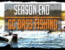 End of Season – GC Bass Fishing