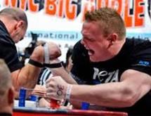 Weird Sports: Professional Arm Wrestling