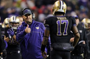 Sarkisian turned the univeristy of Washington into Bowl contenders in his first five years of the Huskies.