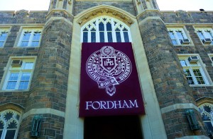 Fordham University was founded in 1841 and is a private, non-profit co-education. Located in the Bronx of New York City.