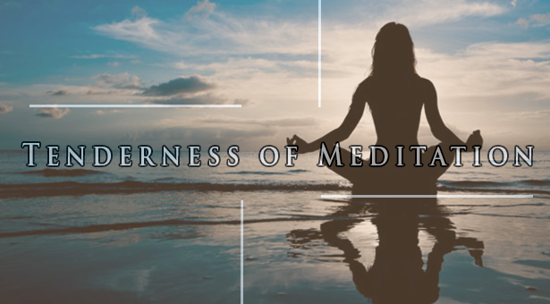 tenderness in meditation