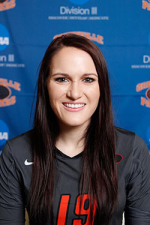 Marissa Lovell's official Greenville College image. Image by Greenville College.