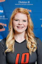Jamie  Schollennbruch Official Greenville Women's Volleyball image. Image by Greenville College.