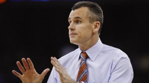 Coach Billy Donovan at OKC Thunder. Image from dailythunder