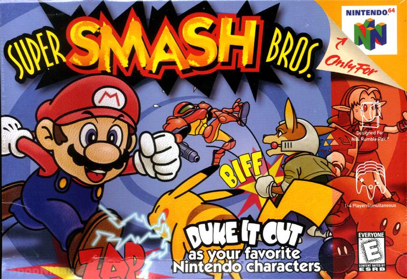 super.smash.bros