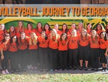 Volleyball: The Journey To Georgia