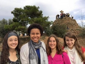 2015 Spain student group. Source: Brooke Bryant