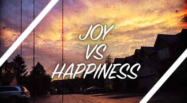 Joy vs Happiness