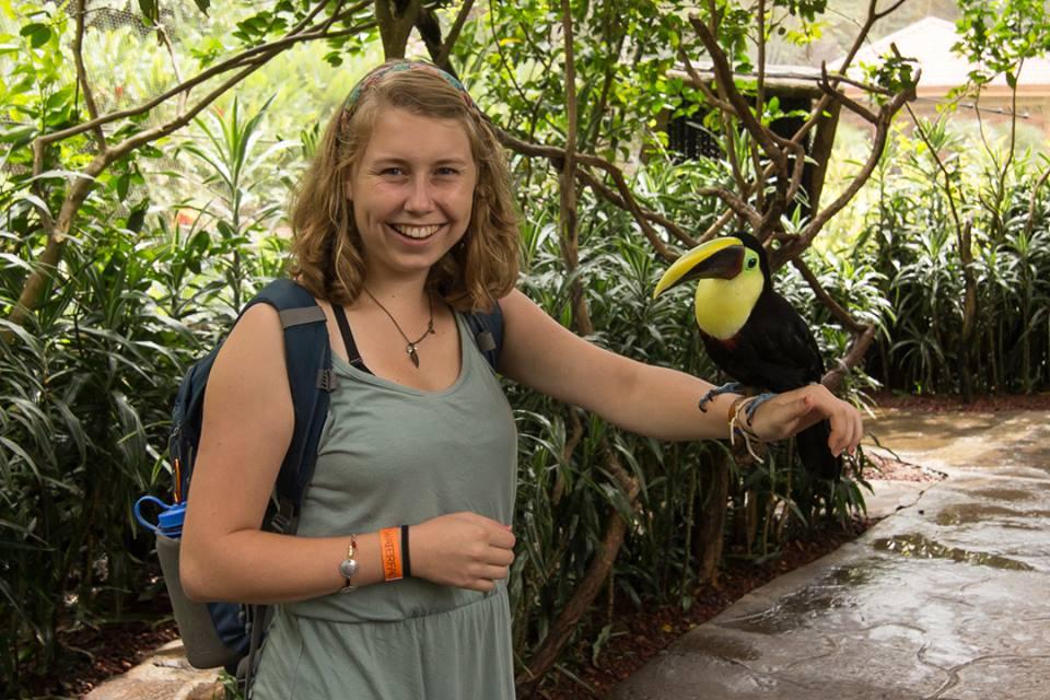 Brannon in Nicaragua. Source: Anna Brannon
