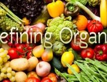 Defining Organic