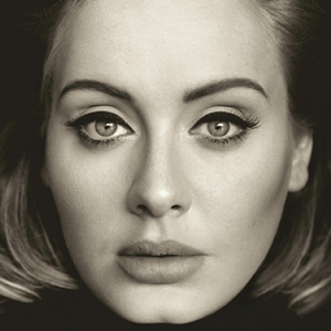 Adele's new album, 25.