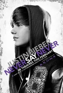 Justin Bieber Movie Poster