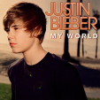 My World Album. Justin Biebers first Debute