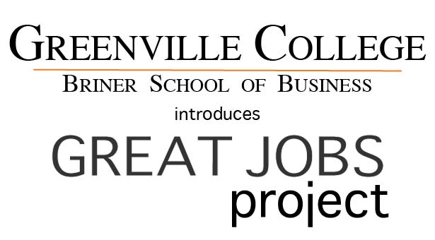 Briner School Of Business introduces Great Jobs Project