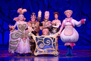 Beauty and the Beast Cast.