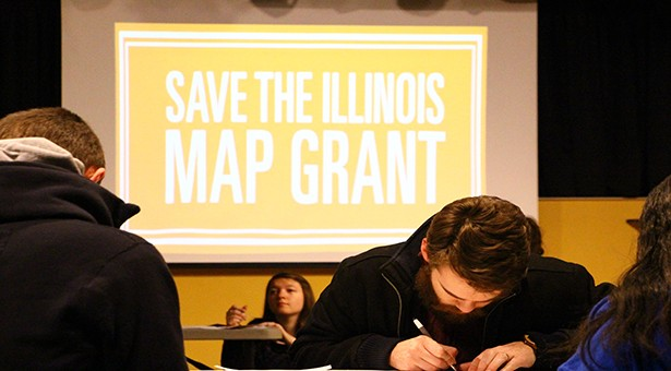 Illinois MAP Grant Issue