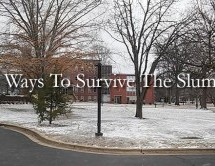 5 Ways to Survive the Slump