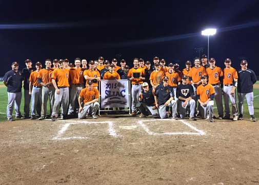 SLIAC Conference Champions. Source: Greenville College