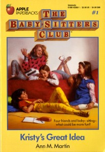 Baby Sitters Club Book