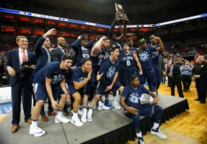 Villanova Wildcats. Getty Images.