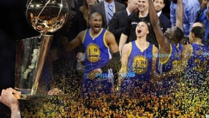Golden State Championship Win