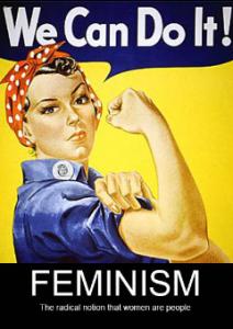 feminism propaganda
