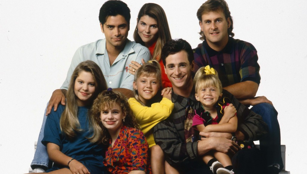 Original cast from Full House
