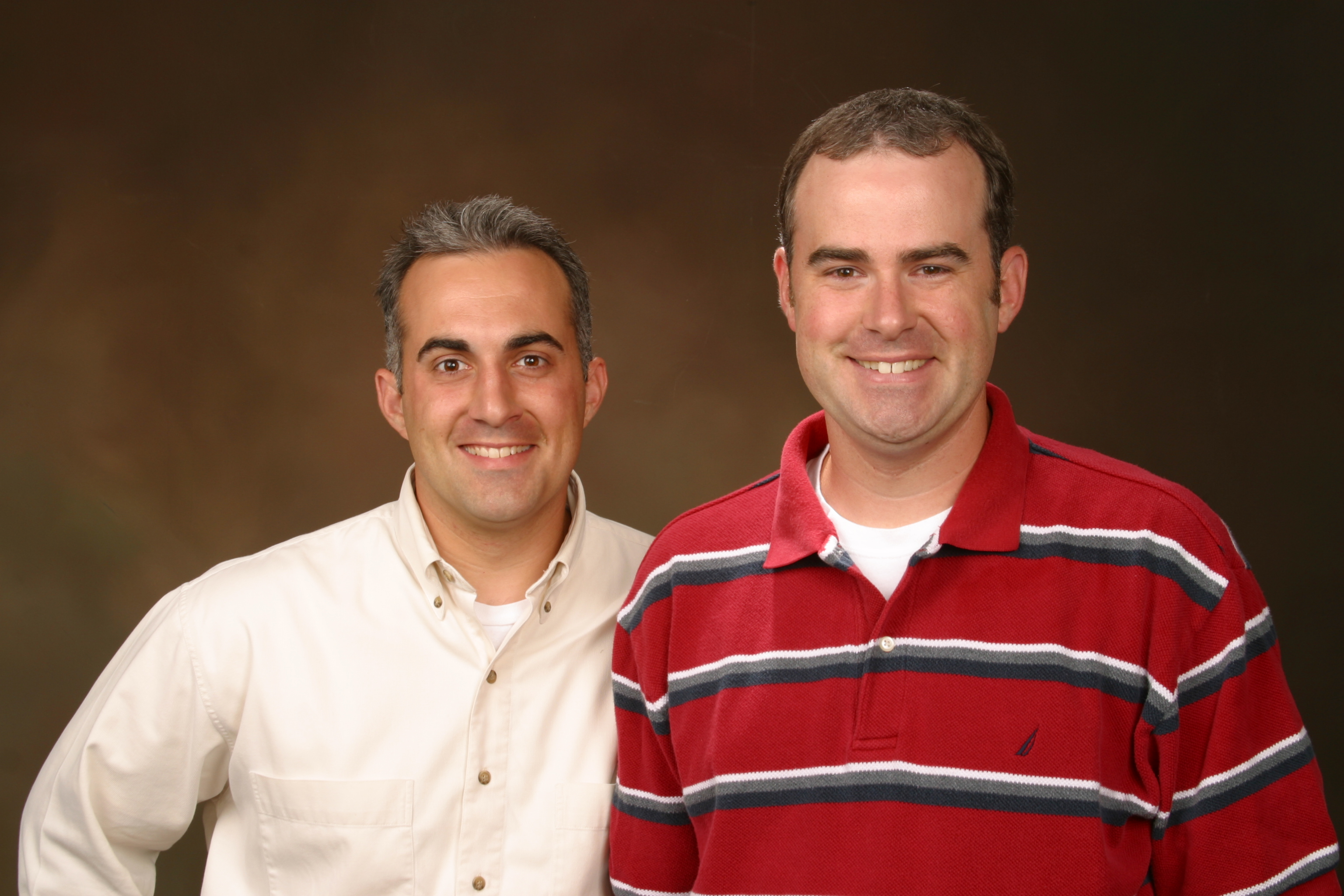 Stephen and Alex Kendrick