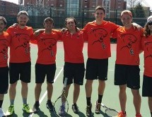 Men's Tennis Makes History