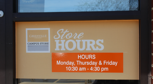 bookstore hours