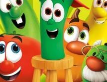 Veggie Tales Hits Broadway