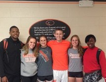GC Track Seniors Take A Look Back at Careers
