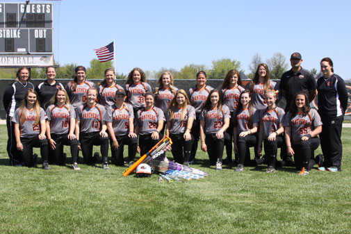Source: Greenville College Softball
