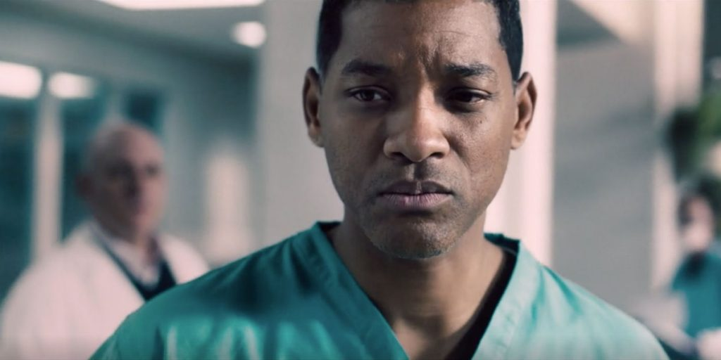 Will Smith-Concussion Movie