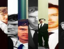 Benedict Cumberbatch's Many Faces