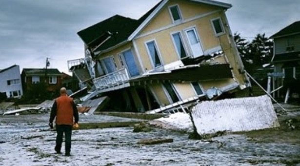 The Aftermath of Hurricanes