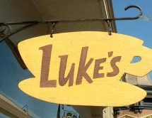Luke's Diner from Gilmore Girls